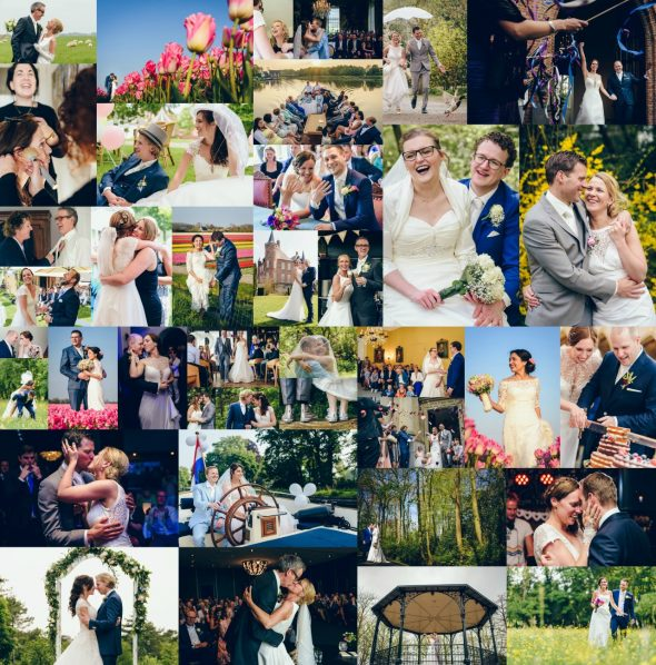 Highlights Bruiloften Mei & Juni 2016